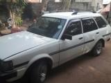 Toyota DX 1984 Car