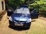 Mitsubishi lancer cs1 2003 Car