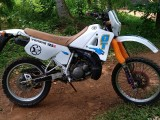 Yamaha DT 125R 2001 Motorcycle