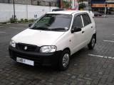 Suzuki alto 2004 Van