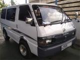 Nissan Vannet 1995 Van