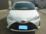 Toyota Vitz 2018 Car