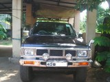 Nissan D21 1984 Pickup/ Cab