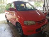 Nissan Serena FX Petrol 1997 Van