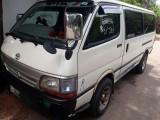Toyota dolphin 1999 Van