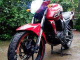 Yamaha FZ 16 2014 Motorcycle