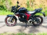 Suzuki Gixxer Naked 2017 Motorcycle