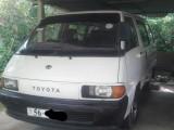 Toyota CR27 1990 Van