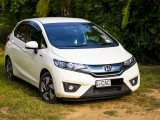 Honda Fit GP5 2013 Car