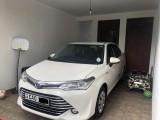 Toyota Axio Hybrid 2015 Car