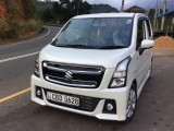 Suzuki Wagon r stingray 2018 Car
