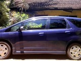 Honda fit shuttle 2014 Car