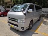 Toyota Hiace TRH Super GL 2015 Van