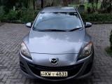 Mazda 3 2011 Car