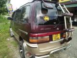 Nissan Sherina VX 1994 Van