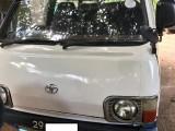 Toyota LH 30 1982 Van