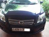 Toyota AXIO X Limited 2007 Car