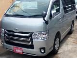Toyota Hiace Super GL 2015 Van