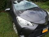 Toyota VITZ 2017 Car