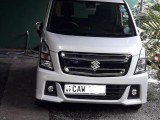 Suzuki Wagon R Stingray 2017 Car