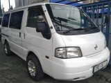 Nissan Vannet 2007 Van