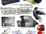 TOYOTA 110 Spare Parts are available for sale.