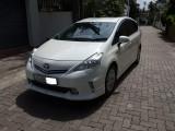 Toyota PRIUS CX ALPHA 2013 Car