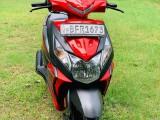 Honda HONDA DIO    BFR    2018 2017 Motorcycle