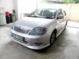 Toyota 121 COROLLA 2006 2003 Car
