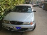 Nissan Ex saloon, FB14 1998 Car