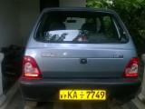 Suzuki Maruti 2005 Car