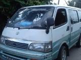 Toyota Dolphin LH102 1990 Van