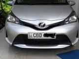 Toyota Vitz 2015 Car