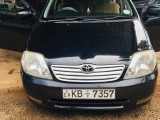 Toyota corolla 2003 Car