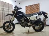 Kawasaki D tracker 2015 Motorcycle