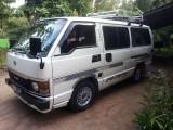 Toyota Hiace Shell LH61 1987 Van