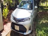 Toyota Axio  x grade 2017 Car