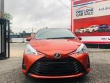 Toyota Vitz Safety Exchange 2017 Car