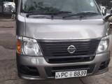 Nissan Nissan caravan 2008 Van