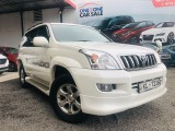 Toyota Land Cruiser Prado Diesel Exchange 2007 Jeep