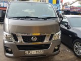 Nissan Urvan 350V 2017 Van