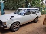 Toyota DX Wagon 1987 Car