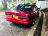 Nissan Doctor sunny fb 13 1991 Car
