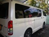 Toyota Toyota KDH 201 Dark Prime Version 2015 Van