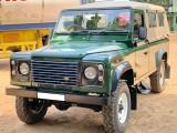 Land Rover Defender 2001 Jeep