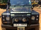 Land Rover Defender 2011 Jeep