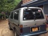 Toyota LH 51 1988 Van