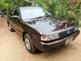 Nissan nissan Sunny fb13 super saloon 1991 Car