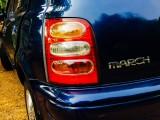 Nissan March K11 1993 Car