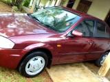 Mazda 323 1999 Car